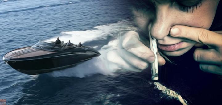 cocaina naufragio