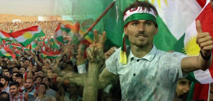 iraq manifestazioni