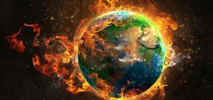 terra brucia