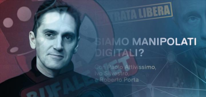 attivissimo manipolazione digitale