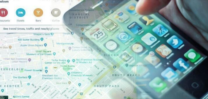 telefonino-google-maps