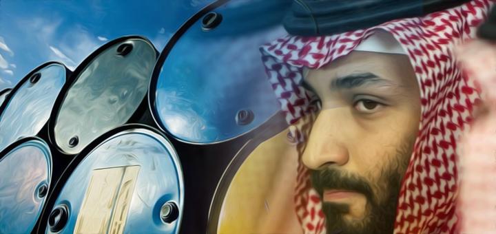 Mohammed Bin Salman petrolio