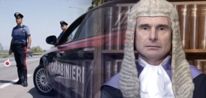giudice carabinieri
