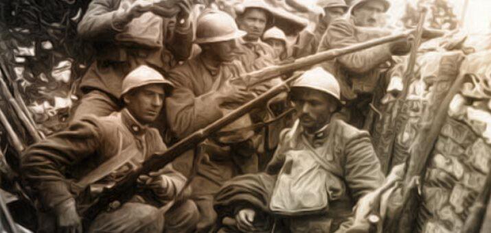 soldati prima guerra