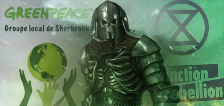 guerriero verde