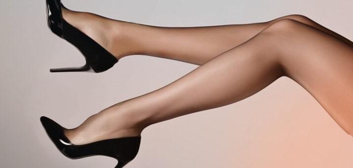 nylon calze copia