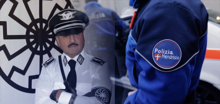 poliziotto nazi imperiali