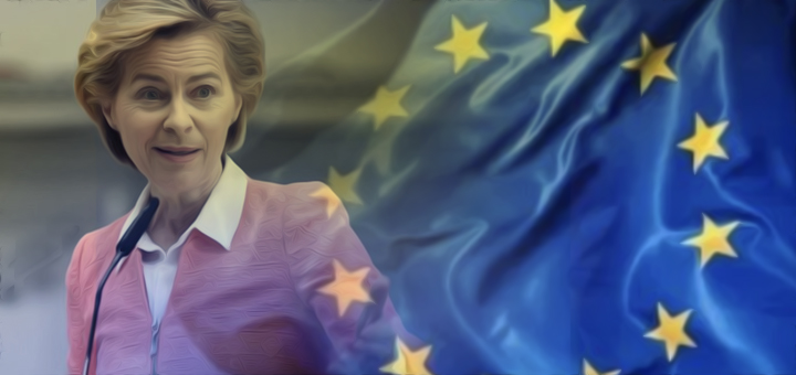 van der lyen UE