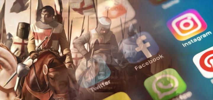 feudalesimo social network