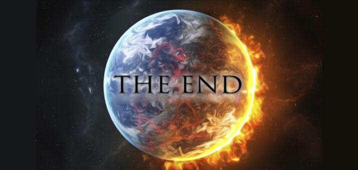 fine del mondo copia