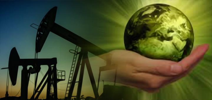 petrolio pianeta terra