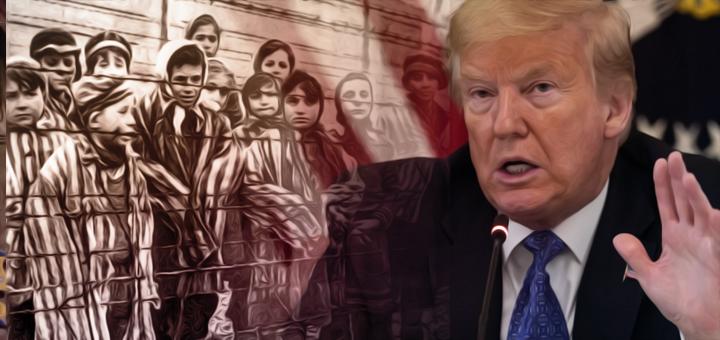 trump prigionieri nazi
