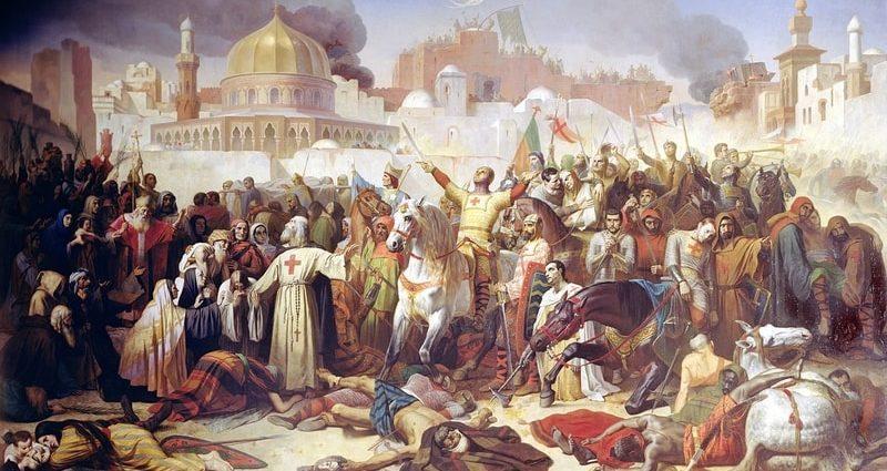 La-presa-di-Gerusalemme-rappresentazione-artistica-del-XIX-secolo.-min-800×425
