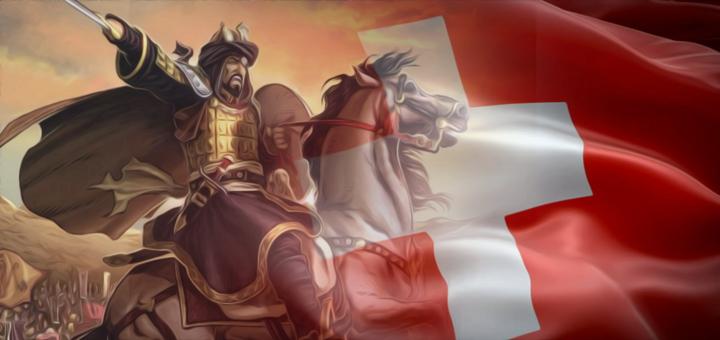 islam croce svizzera