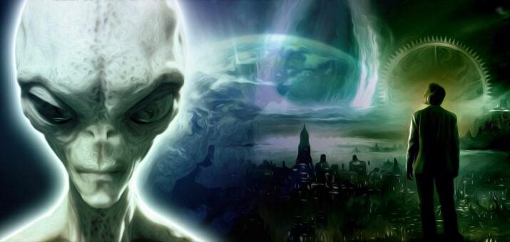 vciviltà aliene