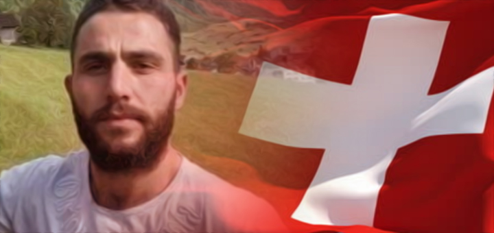 Masoud Ghadiri, asilo