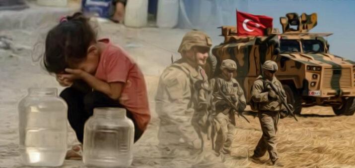 esercito turco acqua