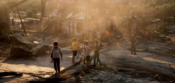 moria campo profughi
