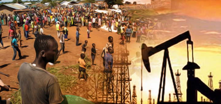uganda petrolio
