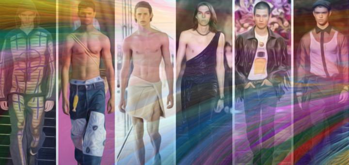 arcobaleno generi sessuali