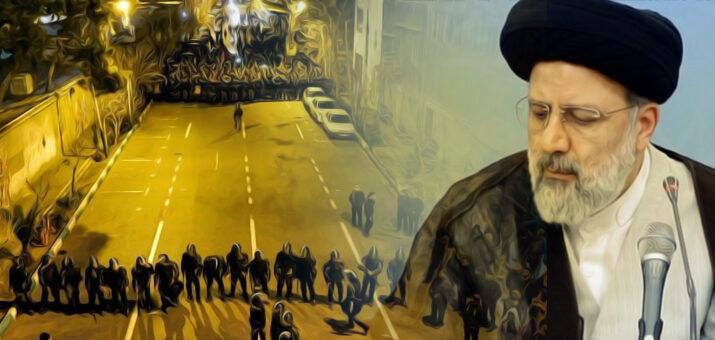 iran repressione polizia