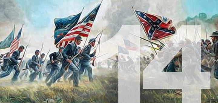 usa civil war 14
