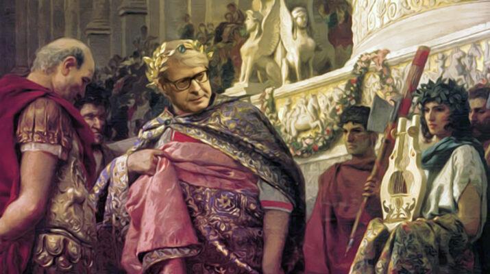 sgarbi re di roma