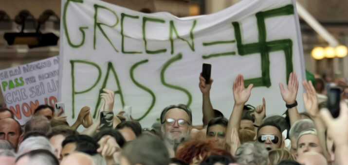 green-pass-proteste