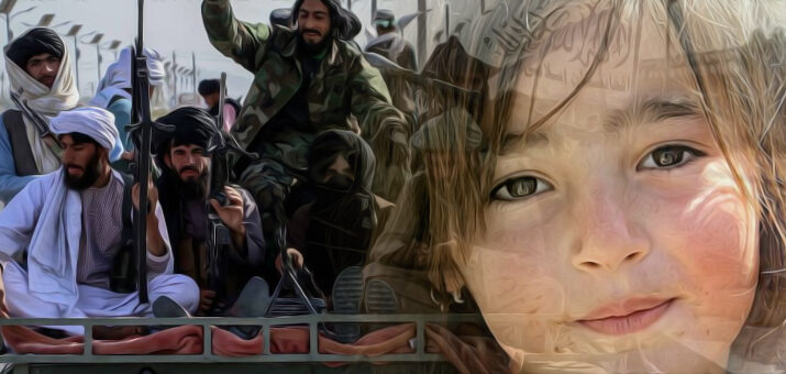 bambina-talebani