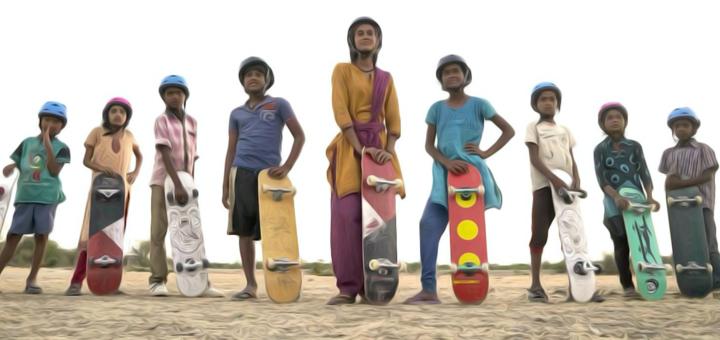 bambini-skateboard