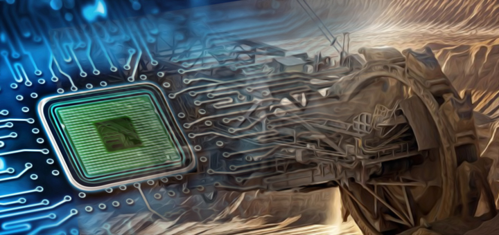materie rare microchip