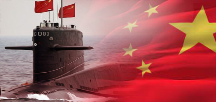 sottomarino cinese